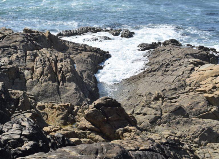 Oia, geografía litoral | Alejandro Gómez-Pazo