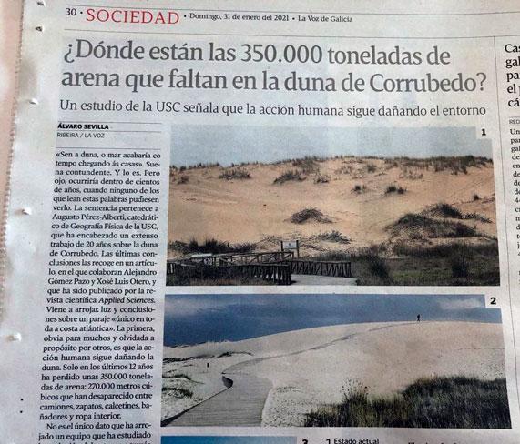 Dunas de Corrubedo | Alejandro Gómez Pazo